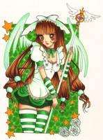 ::Animal Girls:: Birdie by shiorimaster