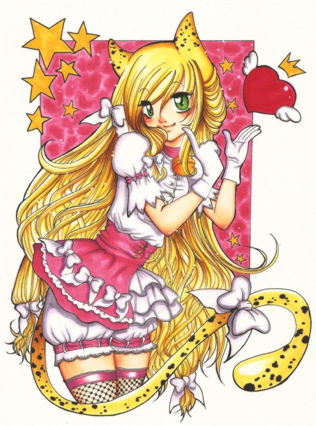 Furie __Animal_Girls___Kitty_by_shiorimaster