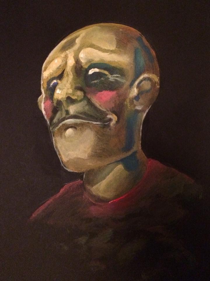 Clown by Rost-kogmain