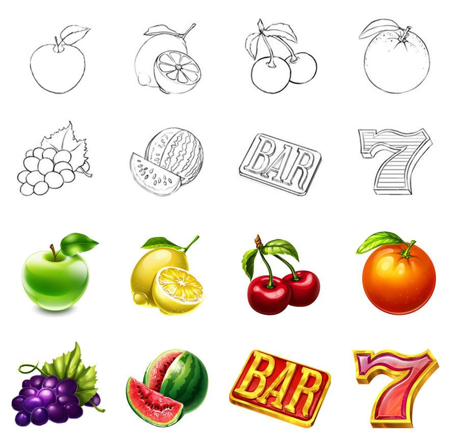 Crazy Symbols By Artforgame On Deviantart