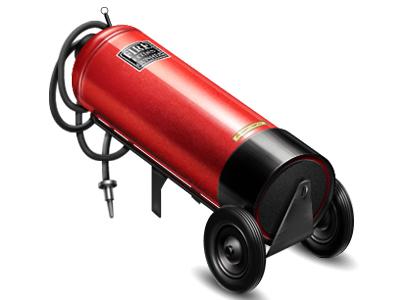 Fire-extinguisher by artforgame