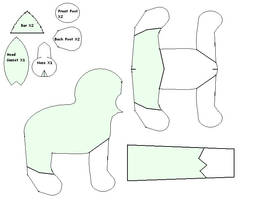 Cat Pattern 2 by Plushie0hKushimaze