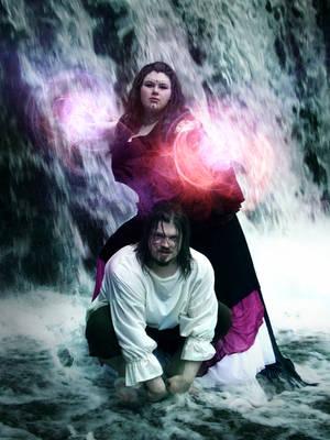 The Sorceress by Wonderdyke