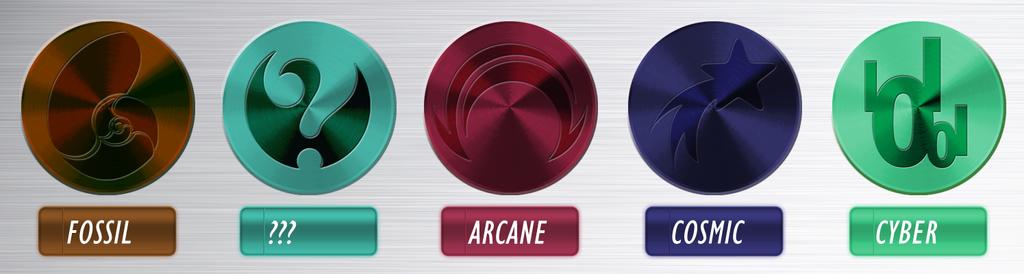 luizvc's Custom Pokemon Type Symbols by ILKCMP