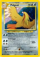 Neo Redux 018: Pidgeot by ILKCMP