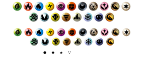 Neo Neo Blank Symbolsheet