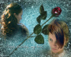 Happy birthday, my love 2010 by Lirulin-yirth