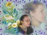 Happy birthday, my love 2009