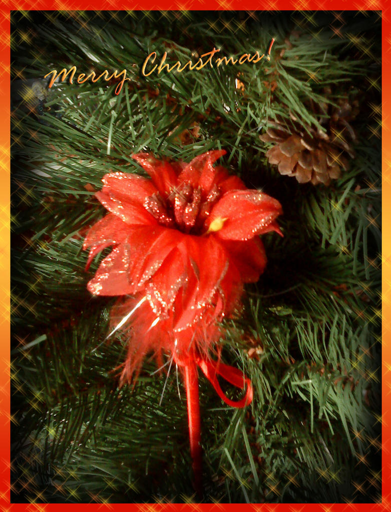 Merry Christmas, Jocelyne by Lirulin-yirth