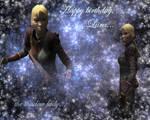 Happy birthday, Liira 2011