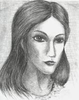 A true lady by Lirulin-yirth