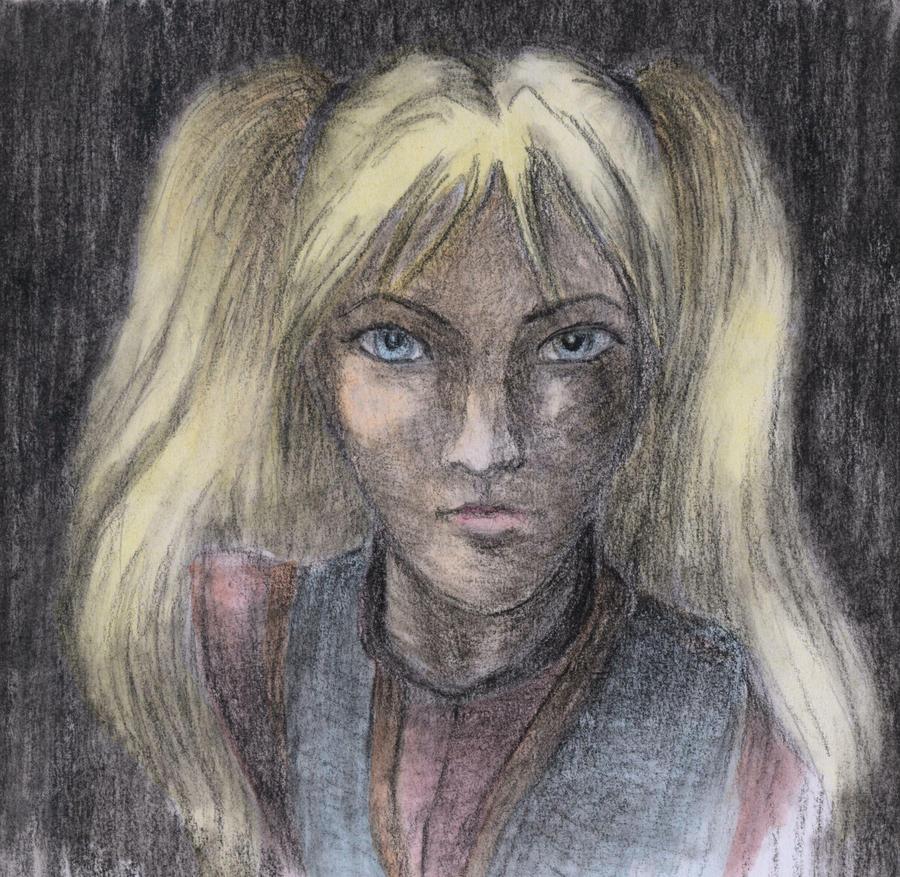 A pretty thief by Lirulin-yirth