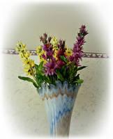 A bouquet for Cindy by Lirulin-yirth
