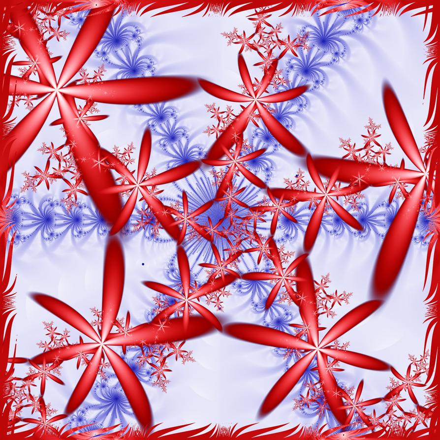 Winter Flowers by Lirulin-yirth