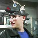 The Glorious Fish Hat by wazzdakka