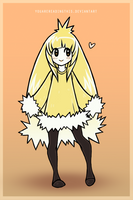 Cutiepop the Cutiefly by YouAreReadingThis