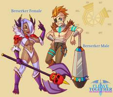 CLEAVE TOGETHER: Berserker Designs