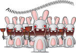 Army of Rabbids