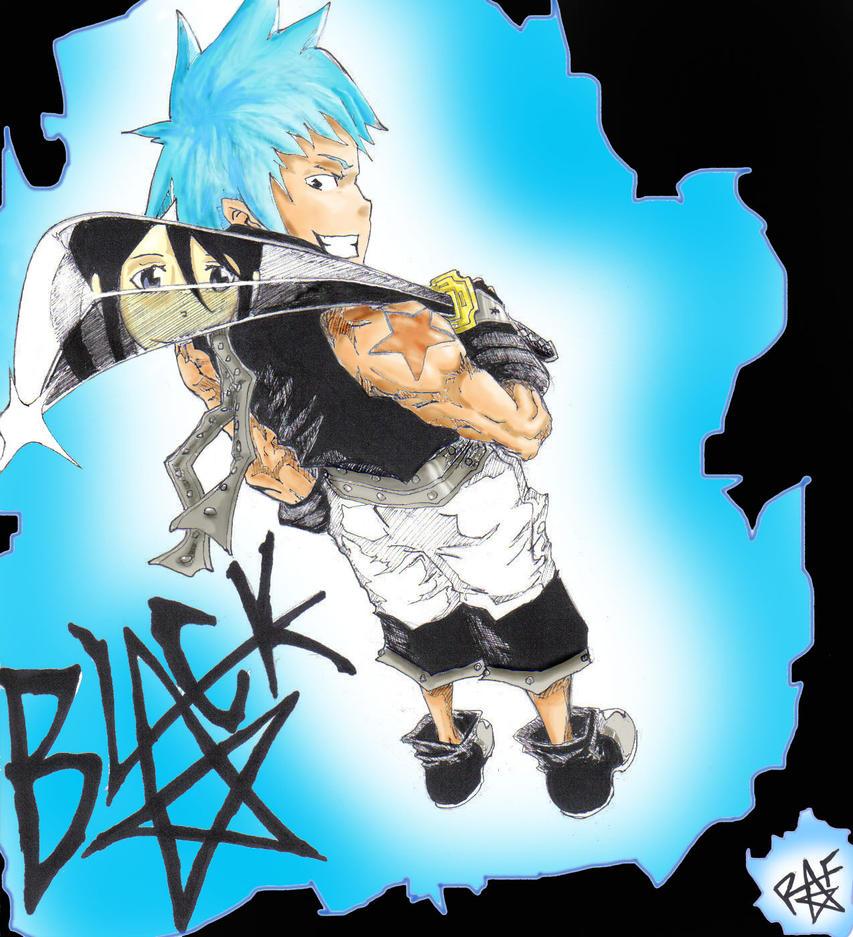 Black Star's Soul by Rsanto