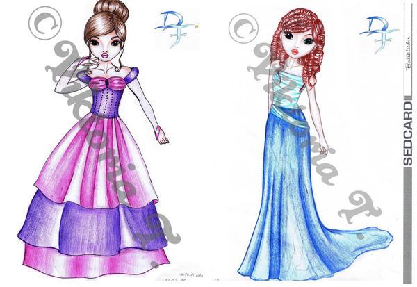 Prom Dress Fashion Design Studio