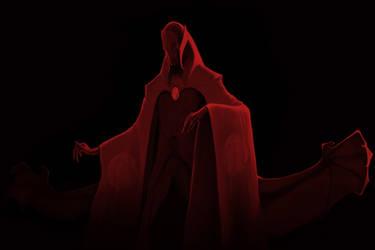 Red Cloak by 86Caskin