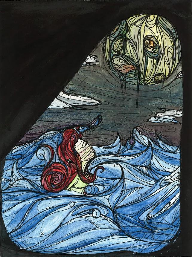 A Siren's Prayer by izenhime