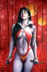 VAMPIRELLA VS REANIMATOR #3 EXCLUSIVE COVER