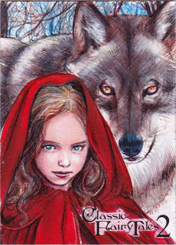 PERNA CLASSIC FAIRY TALES 2-LITTLE RED RIDING HOOD