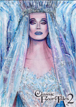CLASSIC FAIRY TALES 2- THE SNOW QUEEN.