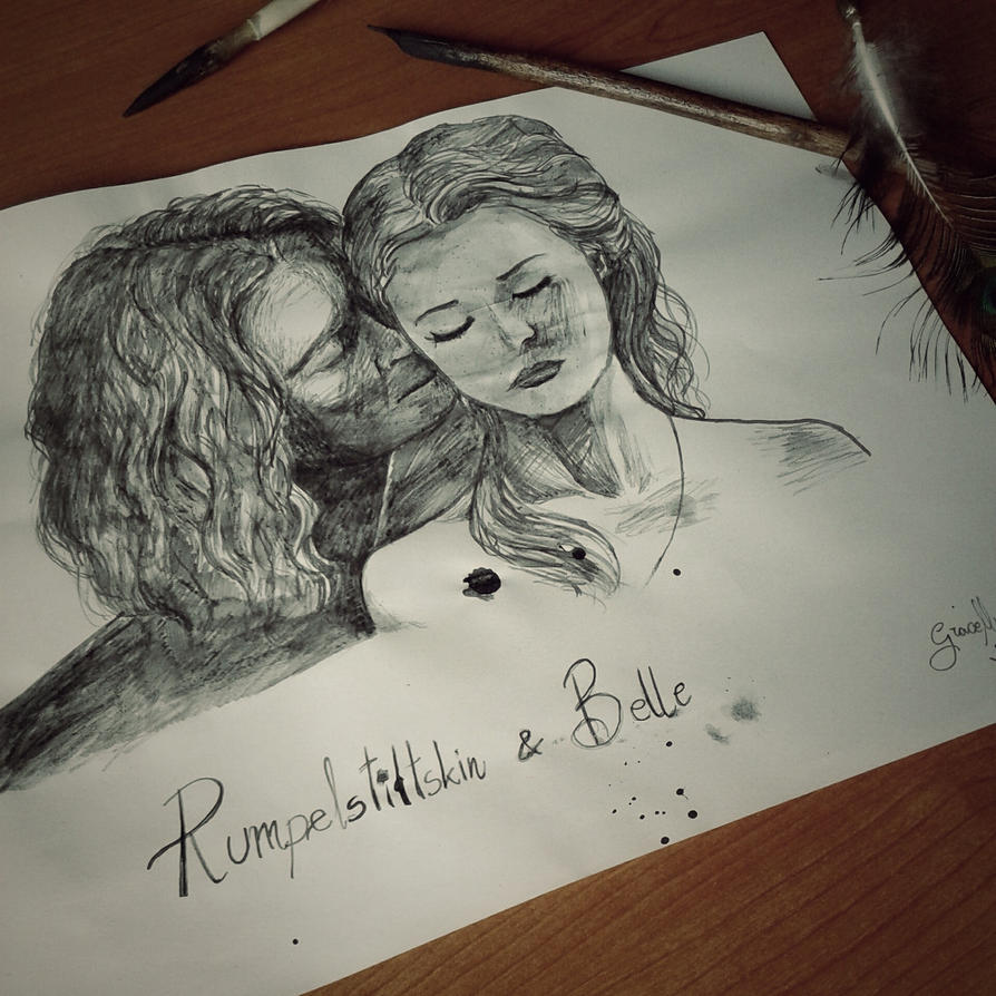 Rumbelle by GraceMalvin