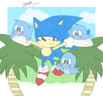 Bless Classic Sonic!