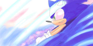 Team Sonic Racing!!