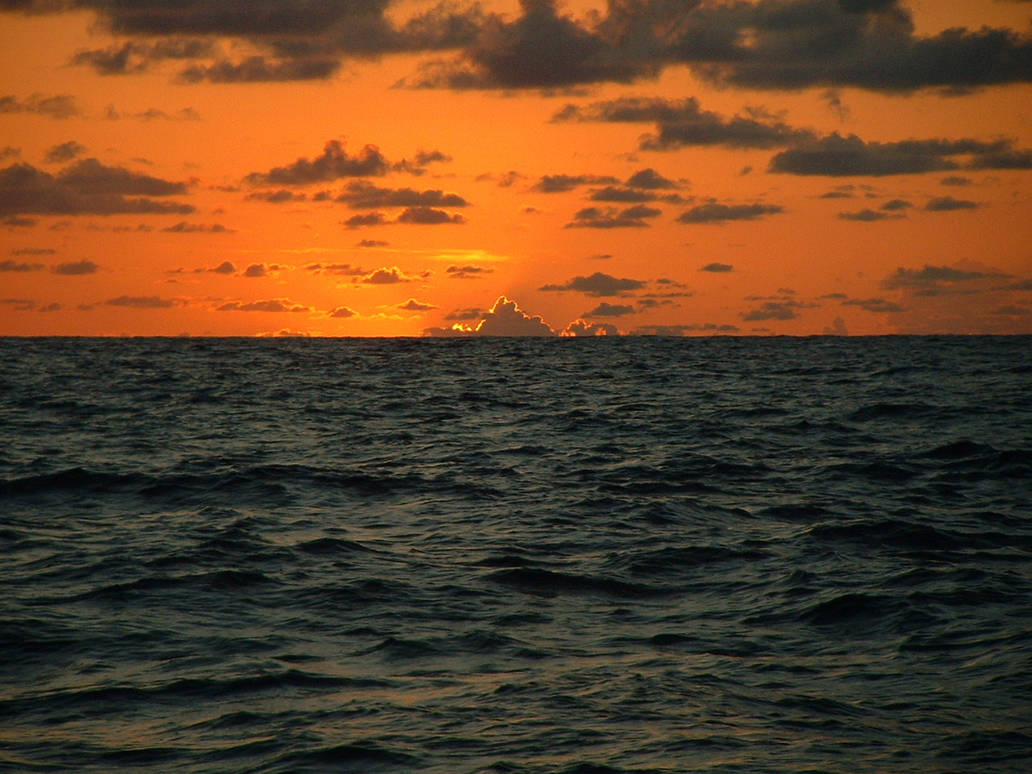 ocean sunset 4 strwberrystk