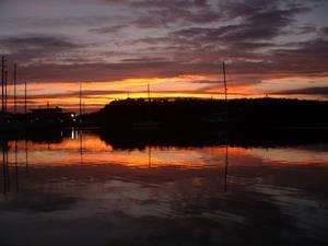 ocean sunset5 strwberrystk