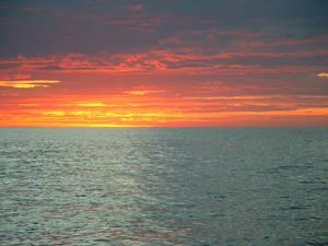 ocean sunset6 strwberrystk