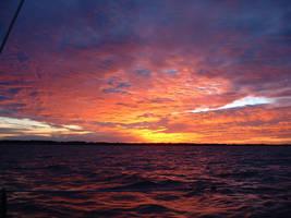 ocean sunset7 strwberrystk by strwberrystk