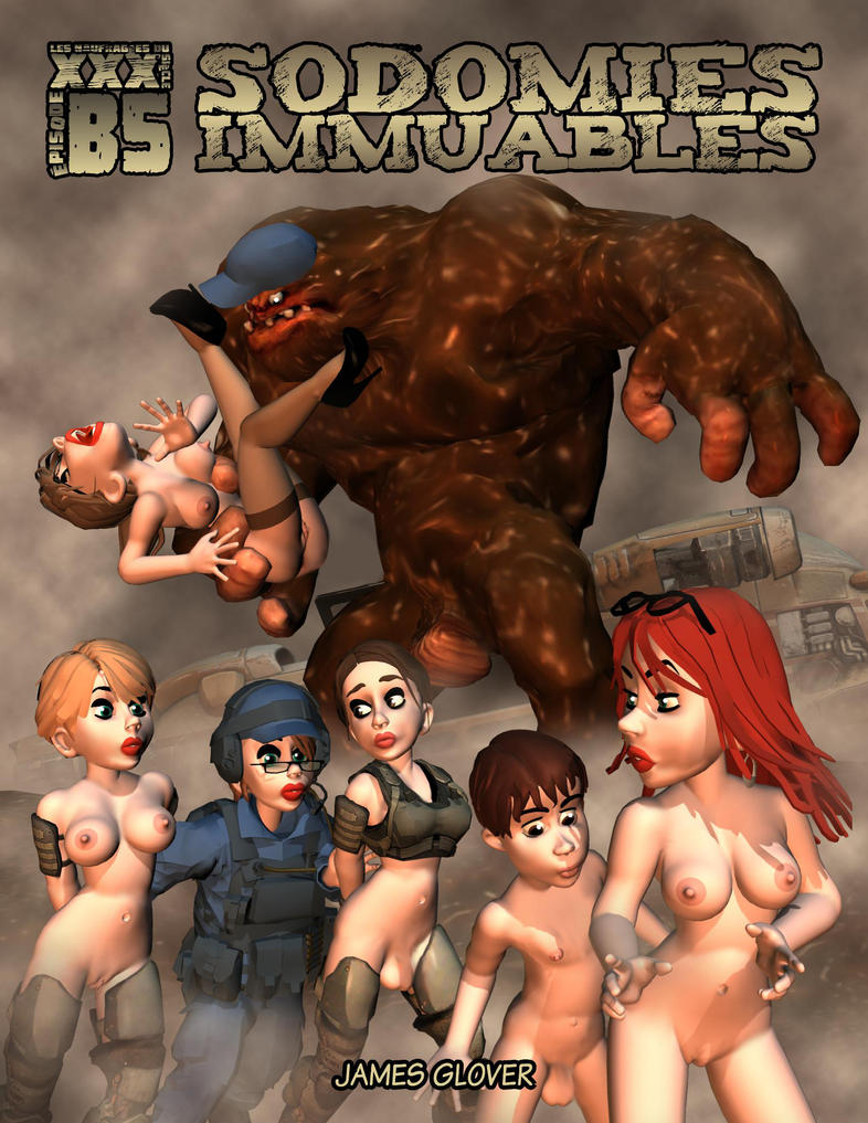 Sodomies immuables by jamesglover