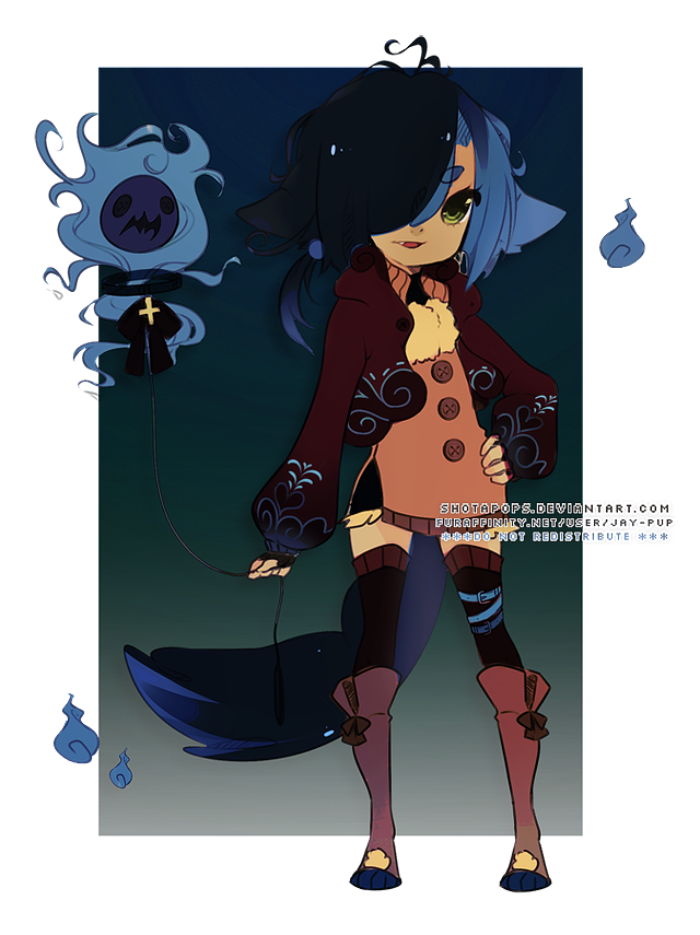Adoptable Auction #10 - SOLD by allijaytor