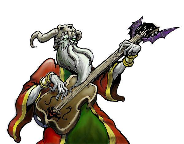Dota Serie_Creep Bass Player