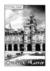 CM fan comic cover alias pt01 by KL-team