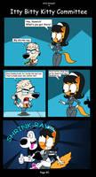 Itty Bitty Kitty Committee page #1 by Montatora-501