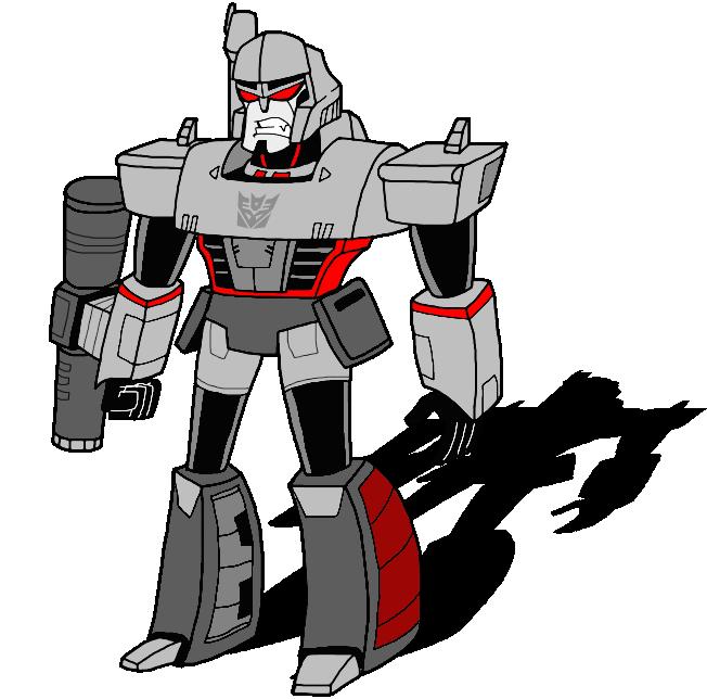 Megatron by Montatora-501
