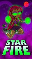 Starfire by Montatora-501