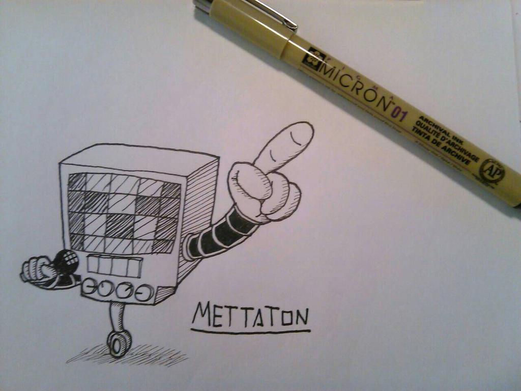 METTATON by Montatora-501