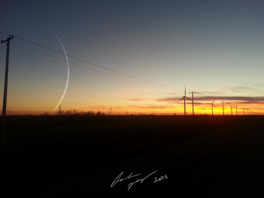 Prairie Sky by KlocODeath