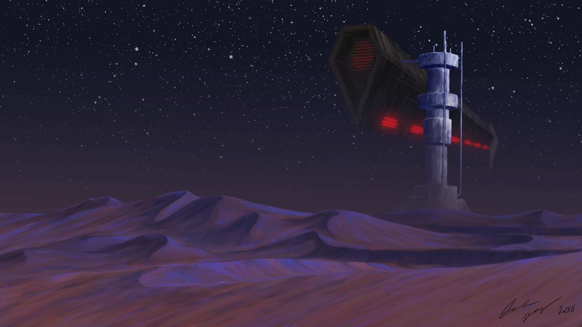 Dune by KlocODeath