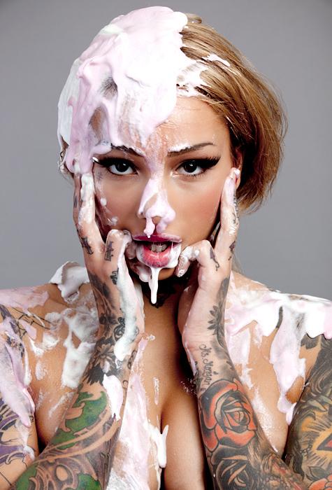 ice cream by Gnapp