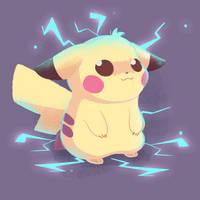 Pikachu by WishAndDream