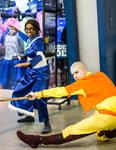 Avatar: The Last Airbender ~ Aang x Katara