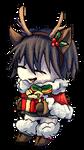 Reindeer Ranpo by PenguinThePink